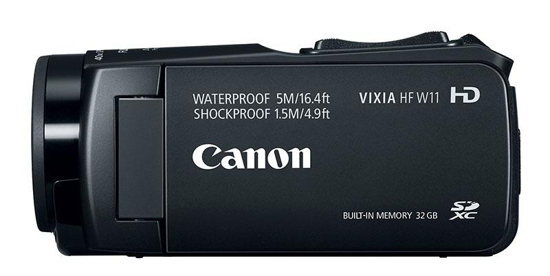 Canon VIXIA HF-W11 Mexico caida