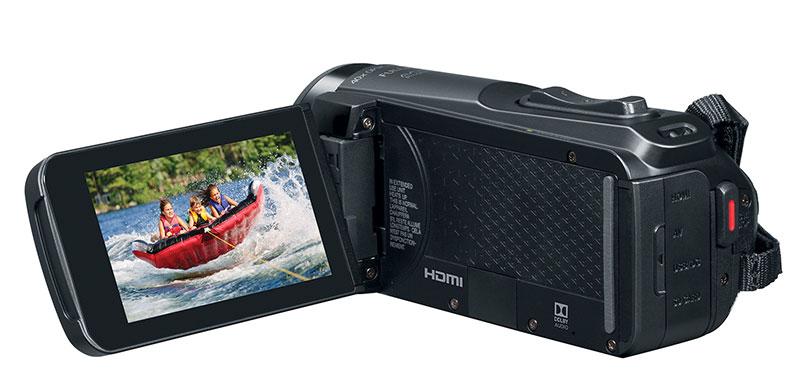 Canon VIXIA HF-W11 Mexico pantalla