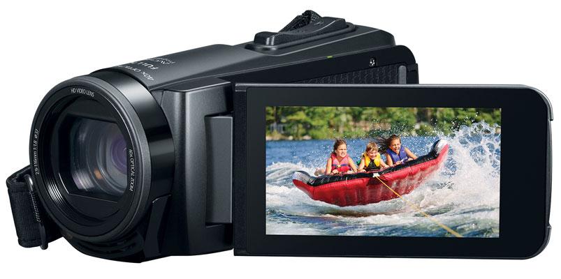 Canon VIXIA HF W11, una videocámara a prueba de agua