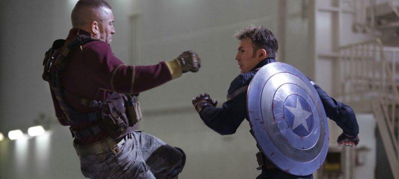 Capitan America y el Soldado del Invierno Netflix septiembre 2019
