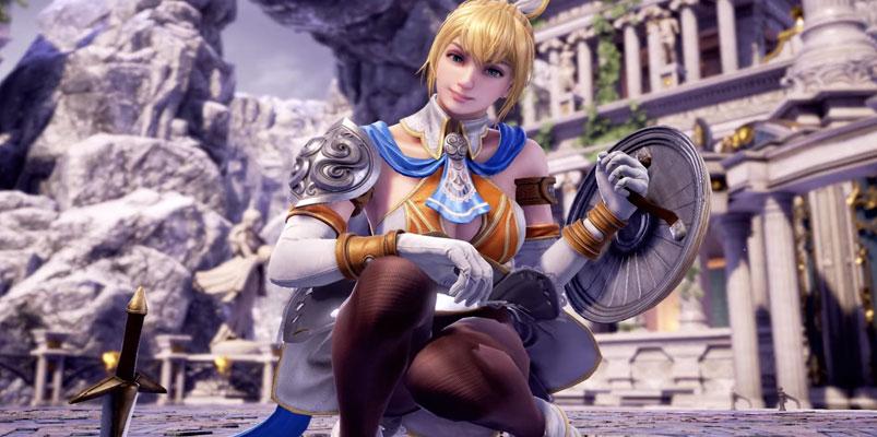 Cassandra y un nuevo invitado de SNK pelearán en SoulCalibur VI
