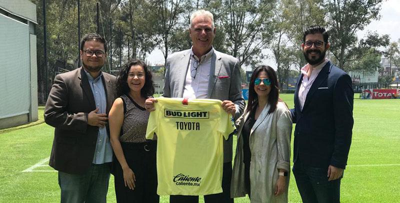 Club America Toyota Mexico