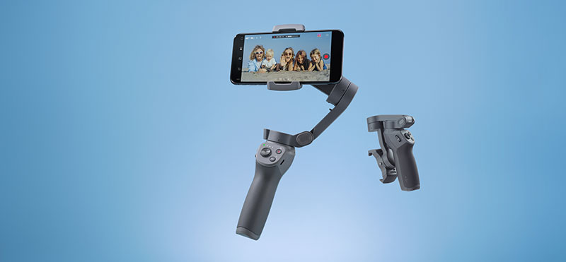 DJI Osmo Mobile 3 plegable normal