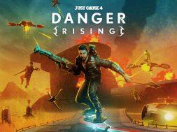 Danger Rising Just Cause 4