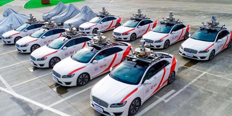 DiDi tendrá 30 vehículos autónomos para dar servicio en Shanghái