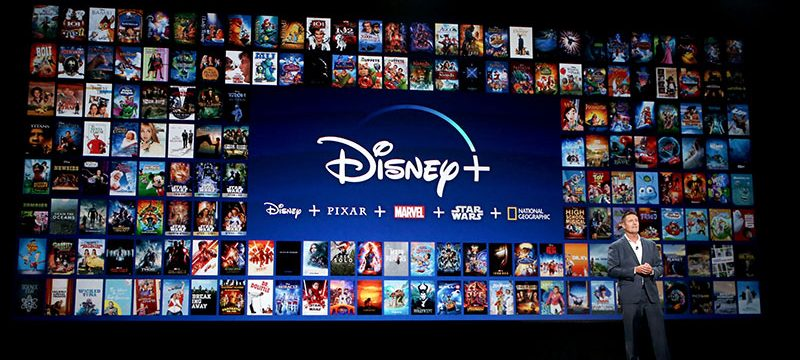 Disney Plus D23 Expo