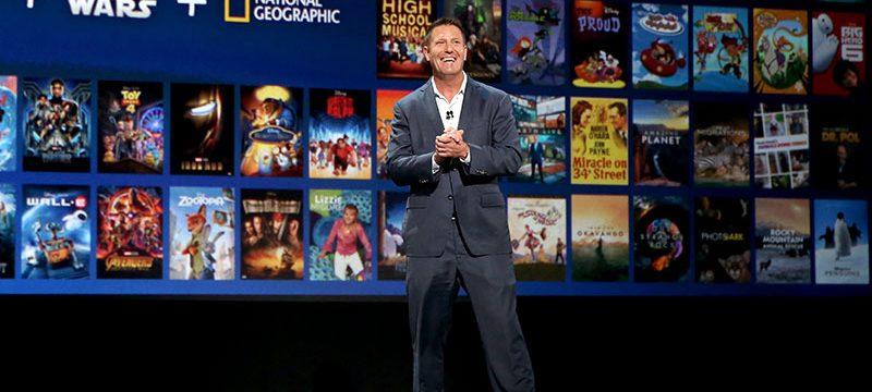 Disney Plus D23 presentacion
