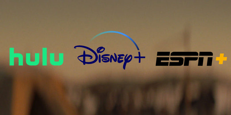 Disney lanzará un paquete con Hulu, ESPN+ y Disney+