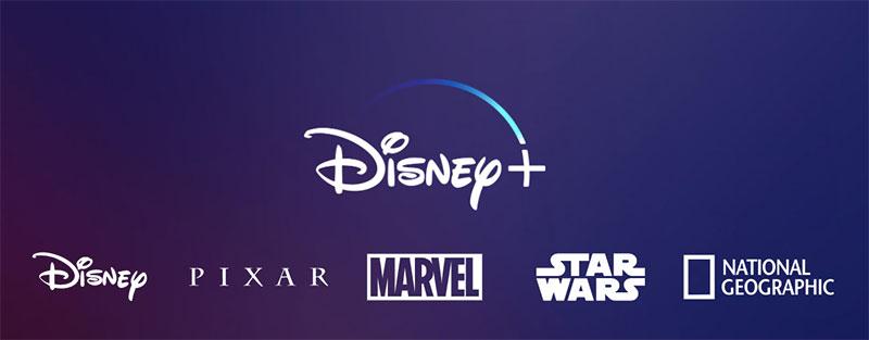 Disney+ contenido