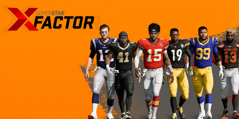 EA Sports Madden NFL 20 X Factor