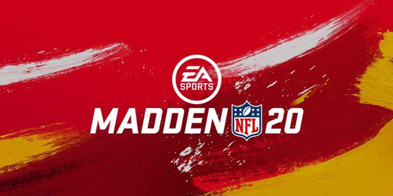 EA Sports Madden NFL 20 dio inició a la temporada del futbol americano