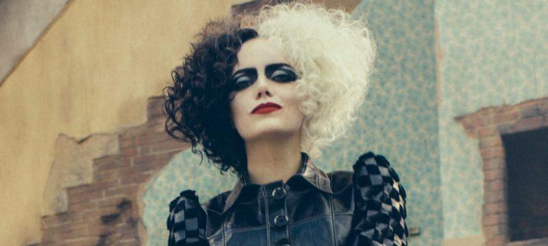 Emma Stone Cruella D23