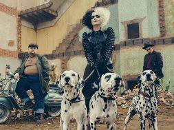 Emma Stone Cruella D23 imagen
