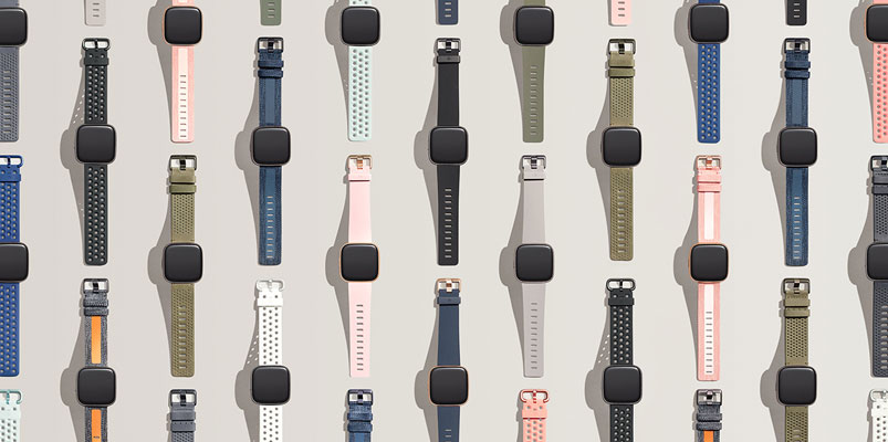 Fitbit Versa 2 colores