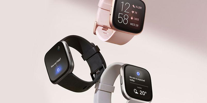 El nuevo Fitbit Versa 2 viene con Alexa de Amazon