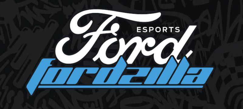 Fordzilla logo