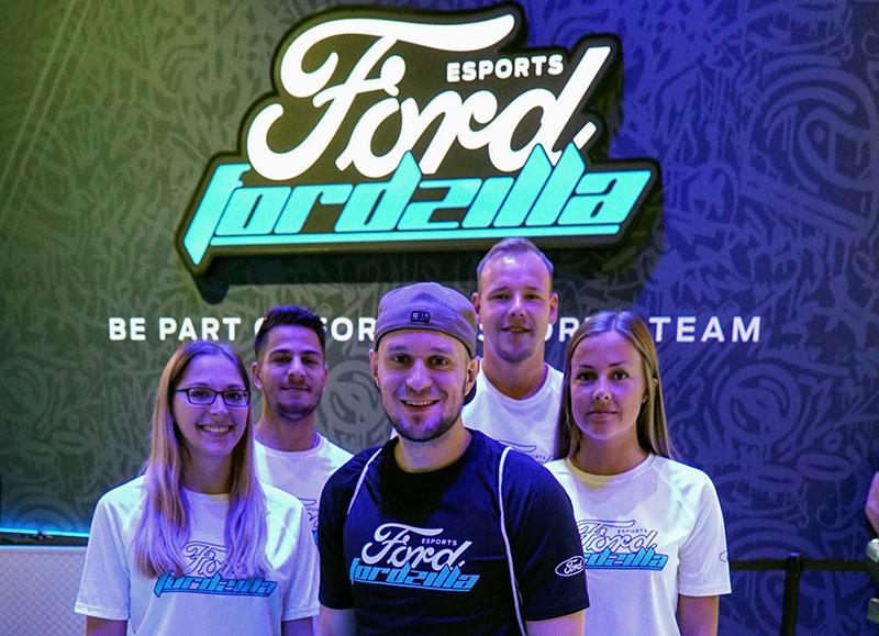 Fordzilla team