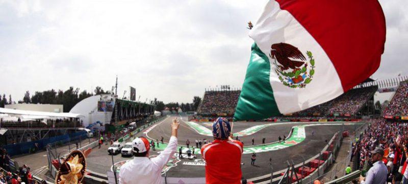 Formula 1 GP Mexico 2022