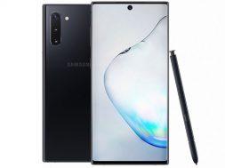 Galaxy Note 10 Aura Black Mexico