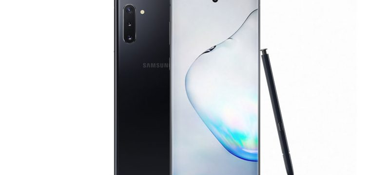 Galaxy Note 10 Aura Black Mexico