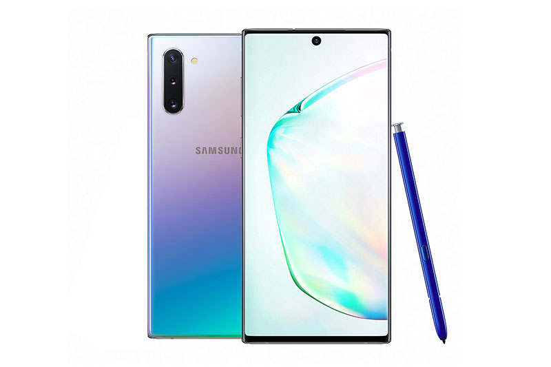 Galaxy Note 10 Aura Glow Mexico