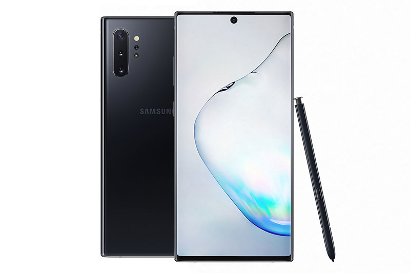 Galaxy Note 10+ Aura Black Mexico