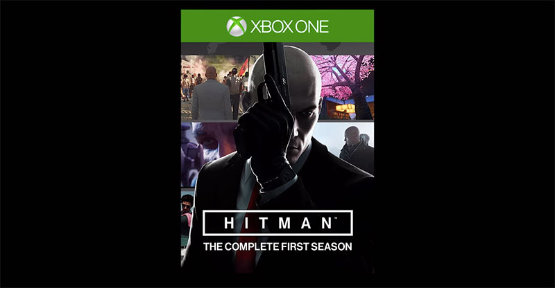 Games with Gold septiembre 2019 Hitman