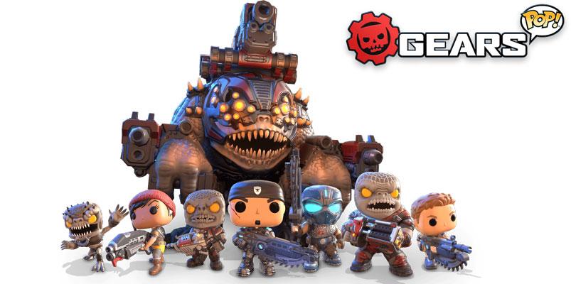 Listo el pre-registro de Gears POP! en la Play Store de México