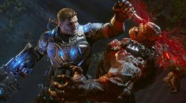 Gears of War 4 se pone guapo en los Games with Gold de agosto 2019