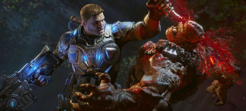 Gears of War 4 Games With Gold agosto 2019