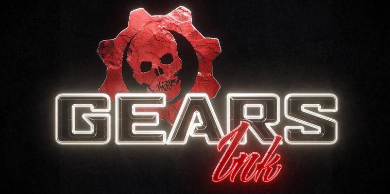 InkInc y Nspired1 plasmarán el amor de Gears 5 en tres mexicanos