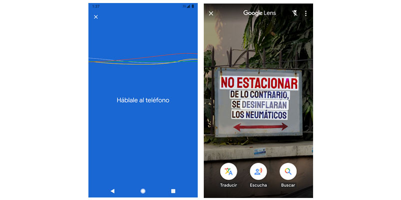 Google Go Android app