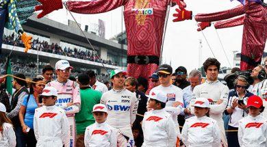 Grid Kids 2019 Gran Premio Mexico