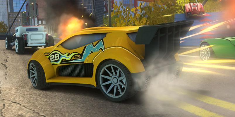 Hot Wheels Infinite Loop, el nuevo juego de carreras para tu iPhone