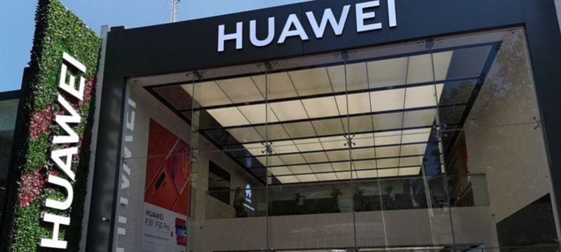 Huawei Experience Stores Mexico