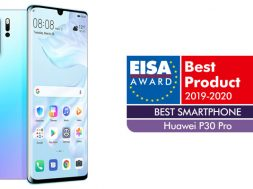 Huawei P30 Pro Mejor Smartphone 2019-2020
