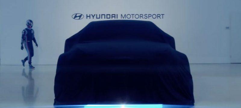 Hyundai Motorsport electrico carreras