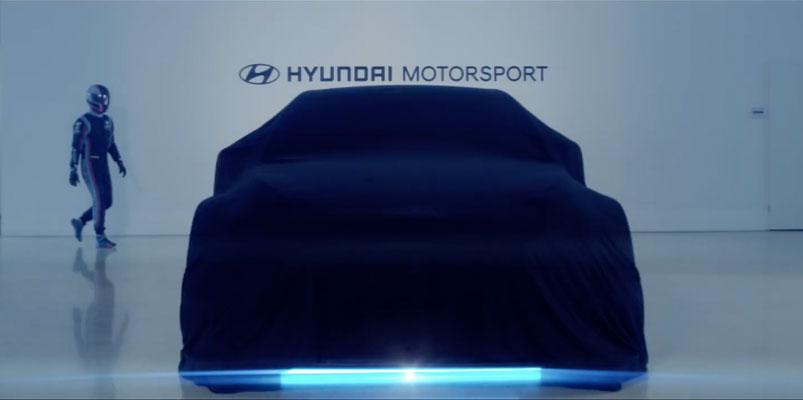 Hyundai Motorsport prepara su primer vehículo eléctrico de carreras