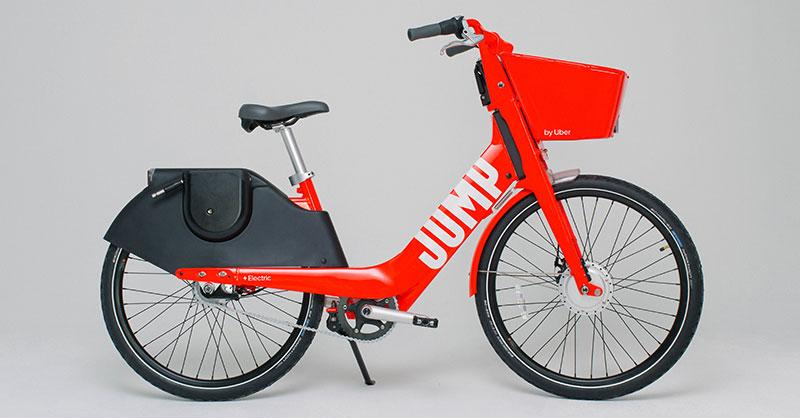 JUMP bici electrica