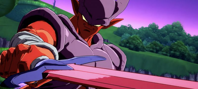 Janemba Dragon Ball FighterZ