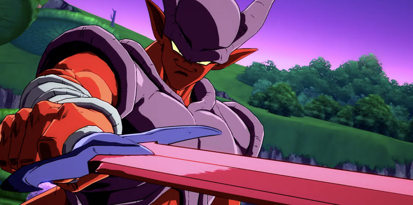 Janemba será el nuevo peleador de Dragon Ball FighterZ