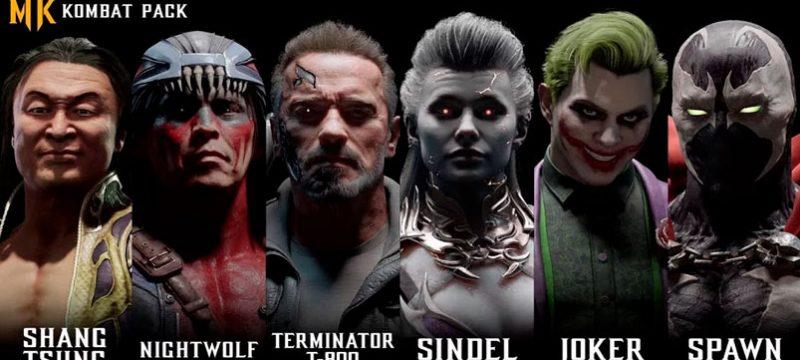 Joker Spawn Terminator T-800 MK11