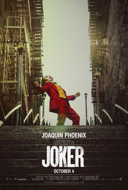 Joker trailer final poster