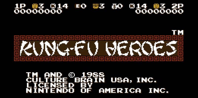 Kung Fu Heroes Nintendo Switch Online