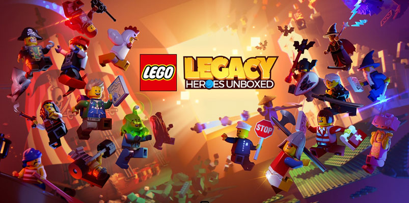 Ya inició el preregistro para LEGO Legacy: Heroes Unboxed