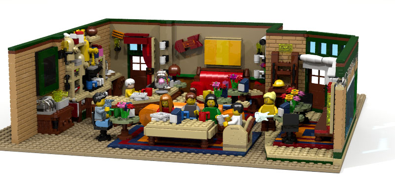 LEGO ideas set Friends