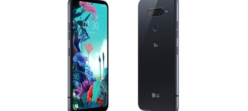 LG Q70 presentacion
