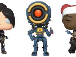 Leyendas Funko Pop Apex Legends