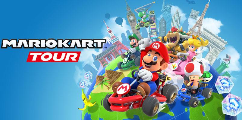 Mario Kart Tour ya tiene fecha de lanzamiento para iOS y Android