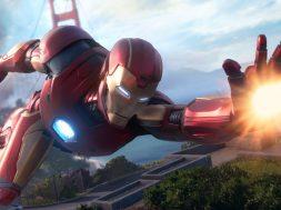 Marvels Avengers gameplay Iron Man